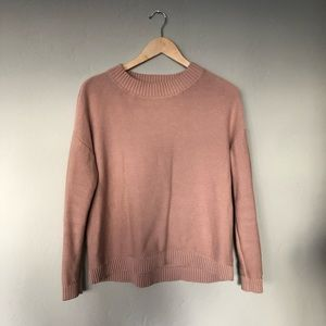 Sweaters - Selected Pink Sweater